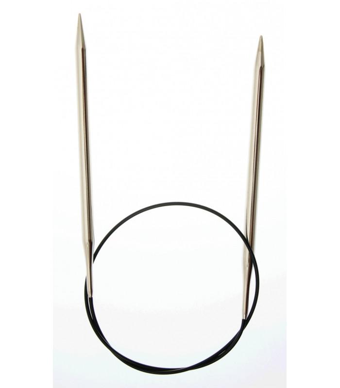 Ferri Circolari DROPS Pro C. - Acciaio 60 cm.