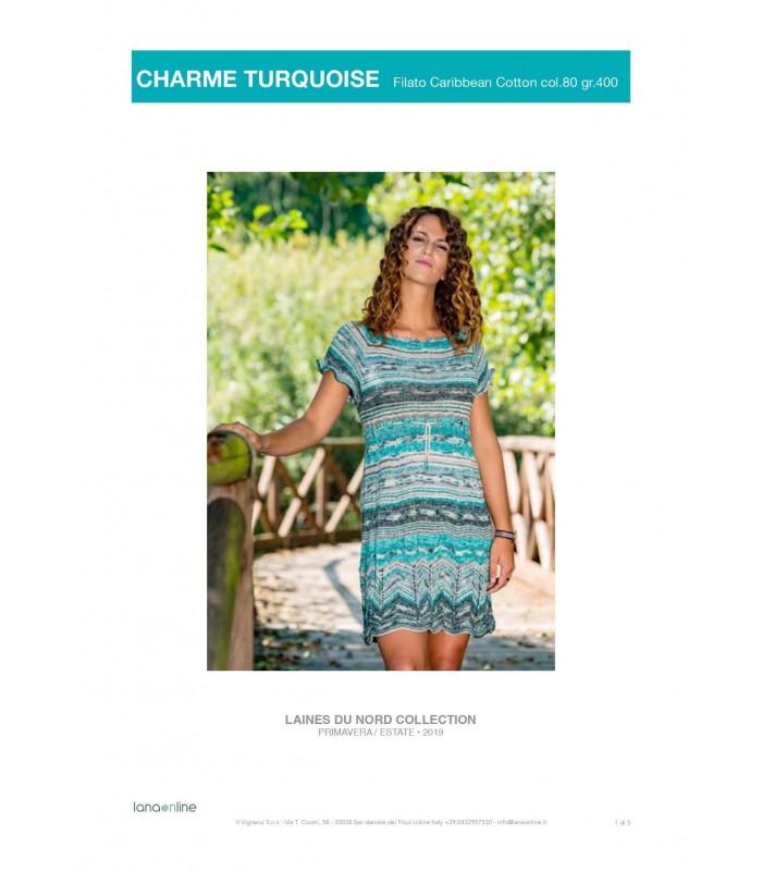 Schema Charme Turquoise