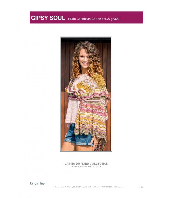 Schema Gipsy Soul